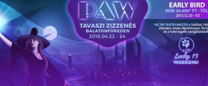 Gyere bulizz velünk tavasszal a Balatonon! (PAW)